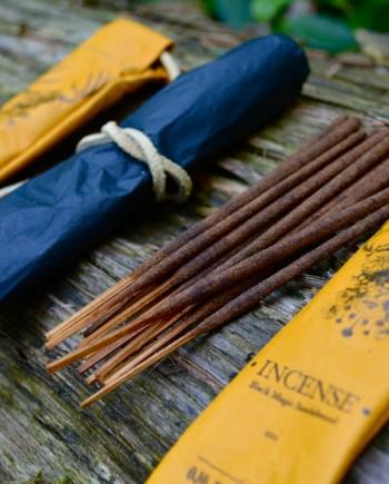 incense metamorphosis