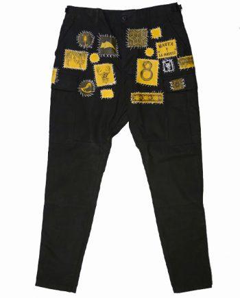 metamorphosis crust flesh army pants